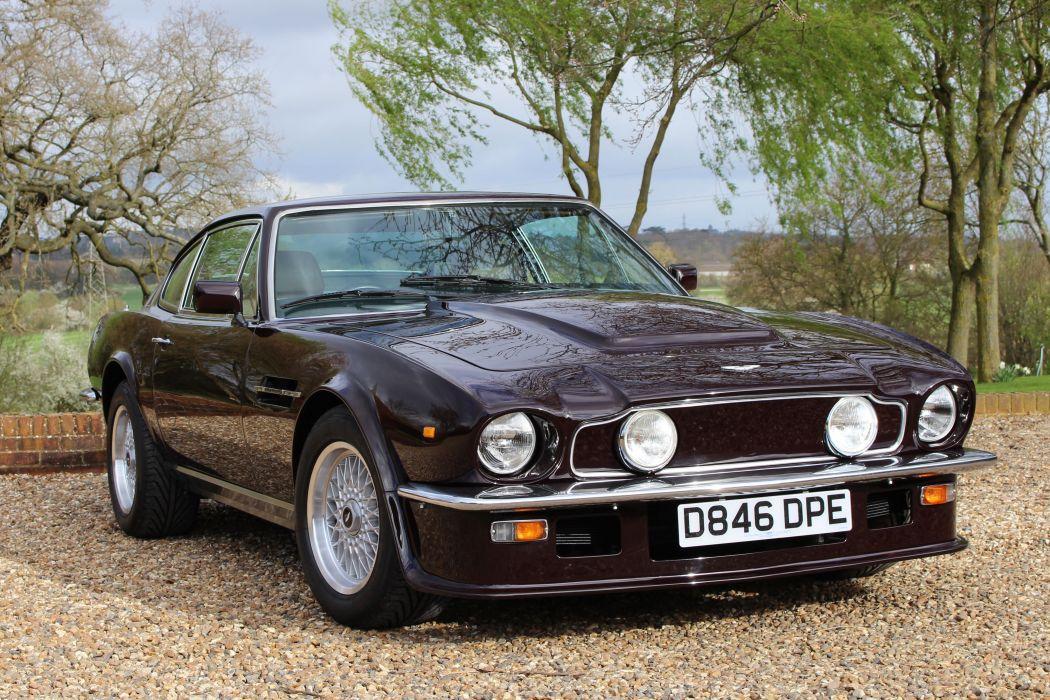 Aston Martin V8 Vantage 1987 wallpaper