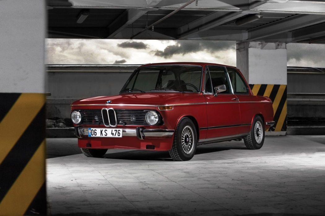 BMW 2002 Tii Alpina A4S 1974 wallpaper
