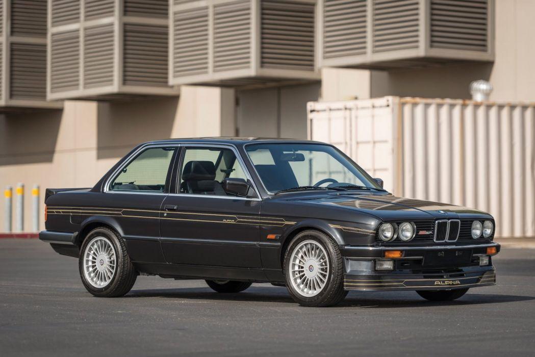 BMW E30 Alpina B6 1986 wallpaper
