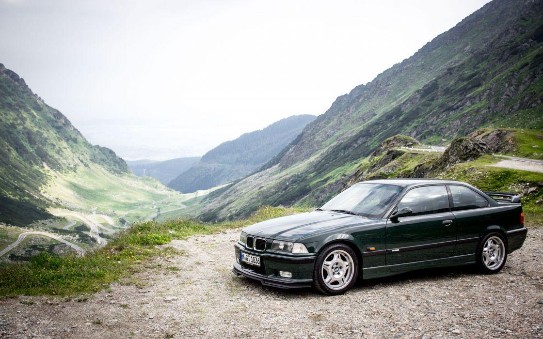 BMW M3 GT 1995 wallpaper