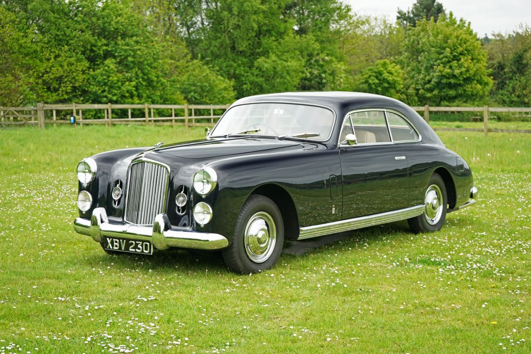 Bentley Mark VI Cresta 1948 wallpaper
