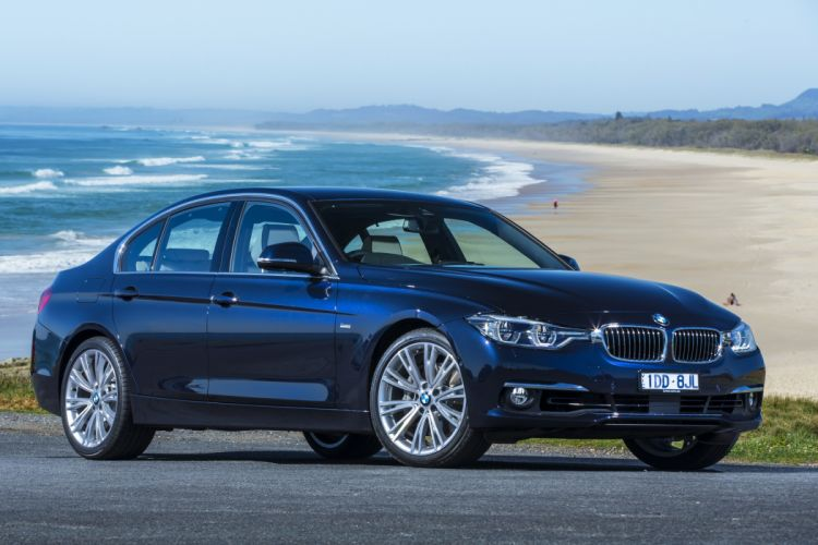 BMW 340i Luxury Line 2015 wallpaper