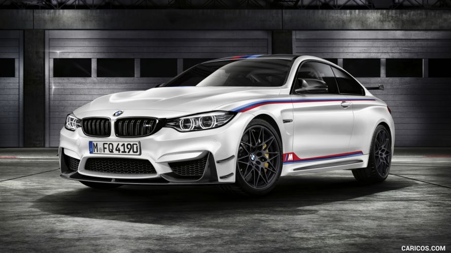 BMW M4 Coupe DTM Champion Edition 2017 wallpaper