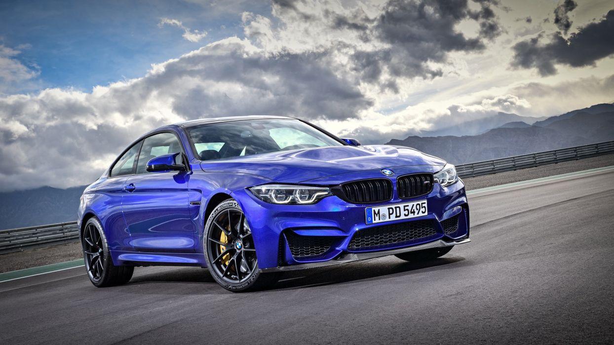 BMW M4 CS 2017 wallpaper