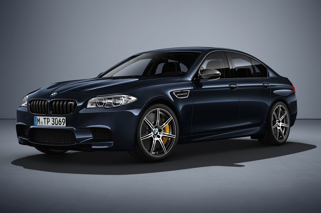 BMW M5 Competition Edition 2016 wallpaper