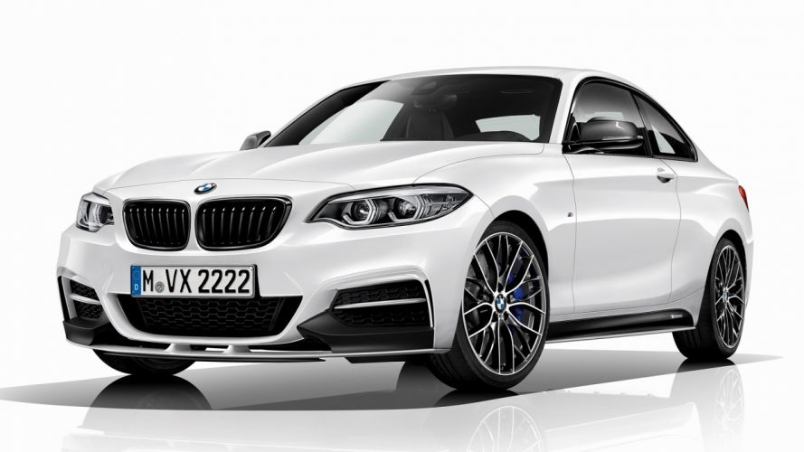 BMW M240i Coupe M Performance Edition 2017 wallpaper
