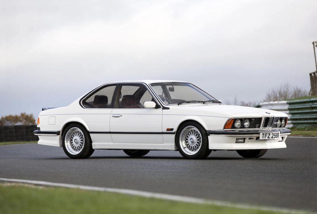 BMW M635 CSi 1985 wallpaper