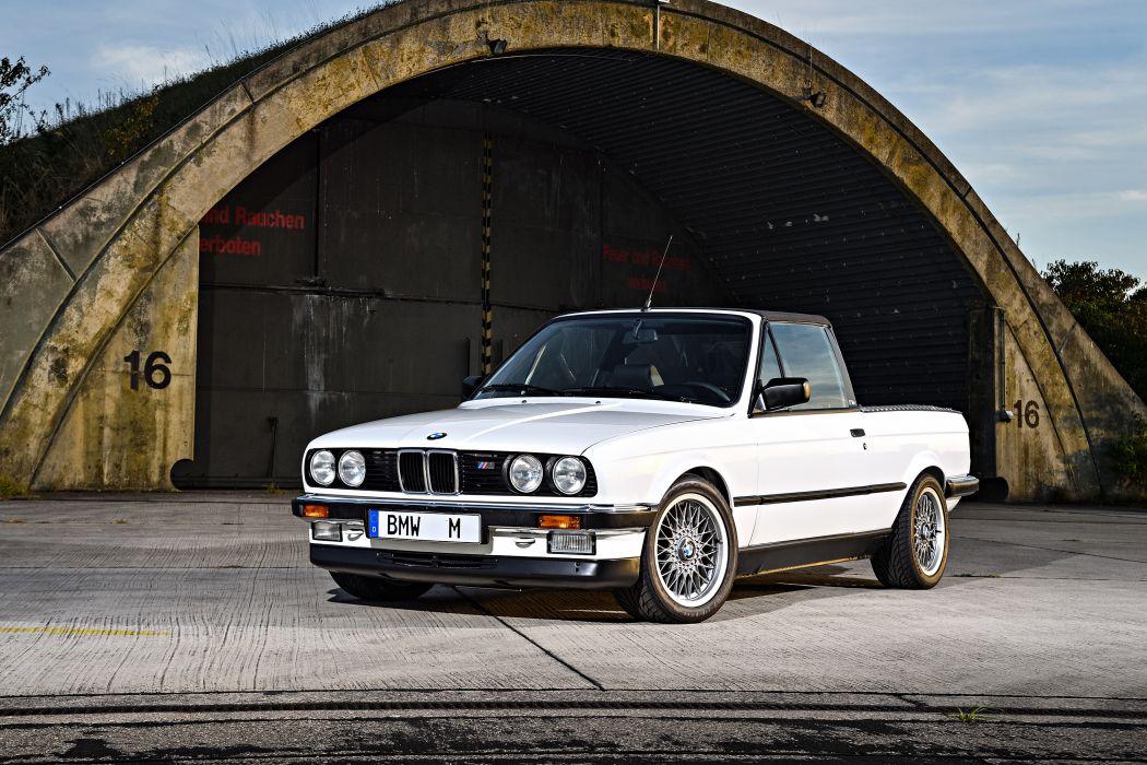 BMW M3 Pickup 1986 wallpaper