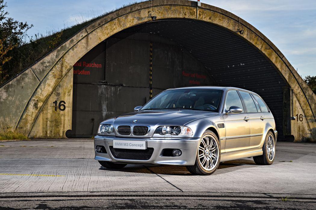 BMW M3 Touring Concept 2000 wallpaper