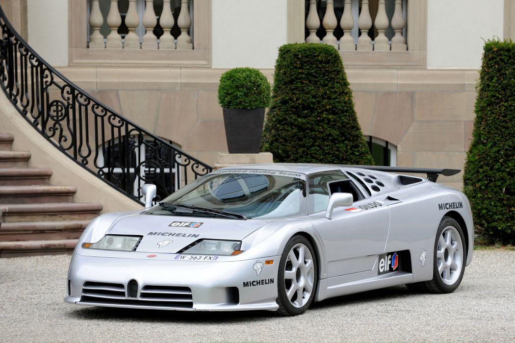 Bugatti EB 110 1995 wallpaper