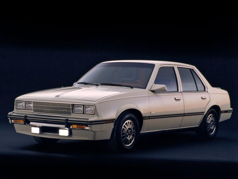 Cadillac Cimarron 1983 wallpaper