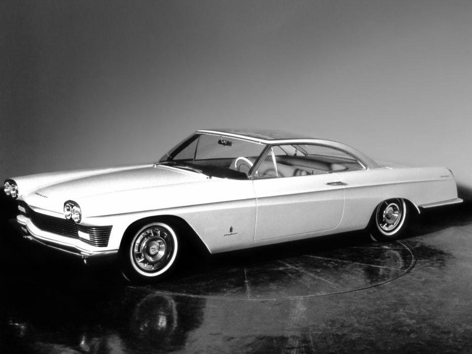Cadillac Starlight Concept 1959 wallpaper