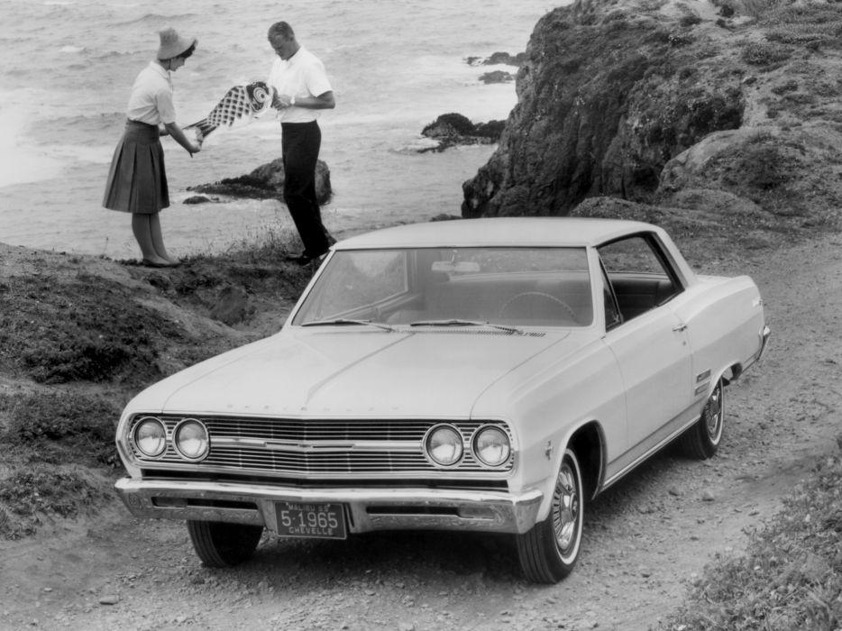 Chevrolet Chevelle Malibu SS Hardtop Coupe 1965 wallpaper