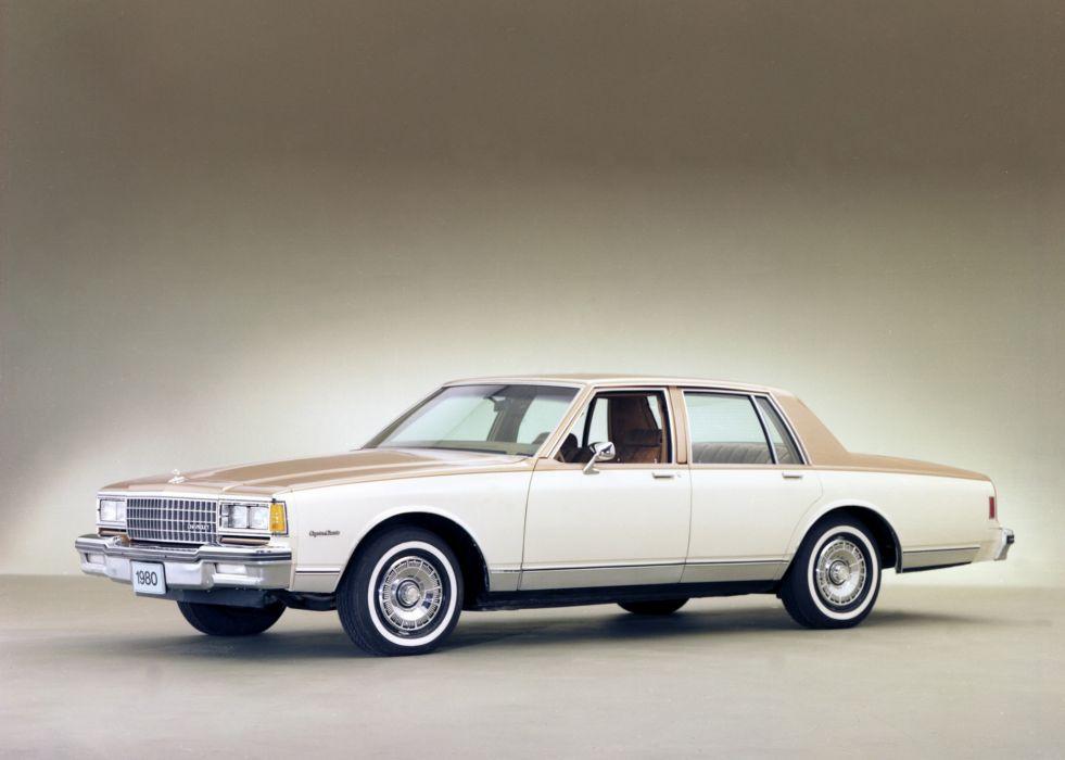 Chevrolet Caprice Classic 1980 wallpaper