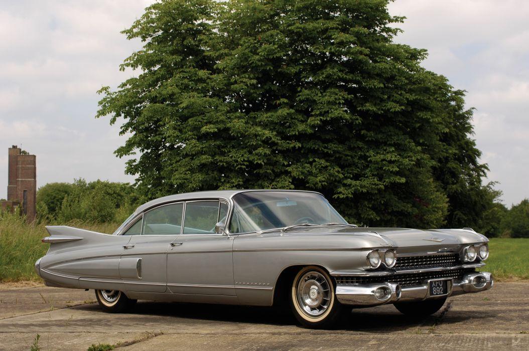 Cadillac Sixty Special Fleetwood 1959 wallpaper