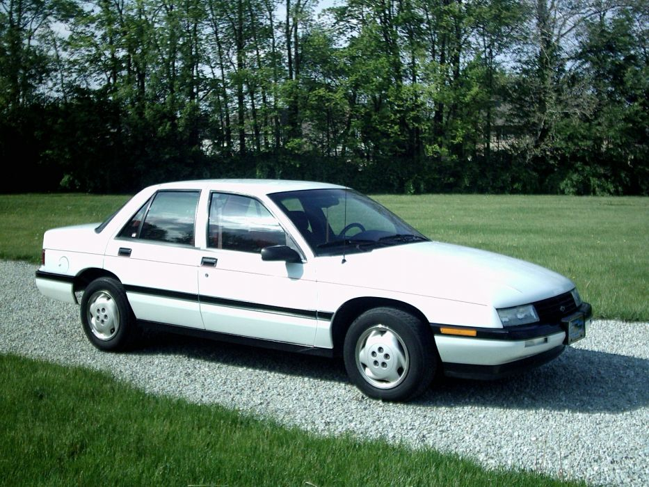 Chevrolet Corsica Sedan 1991 wallpaper