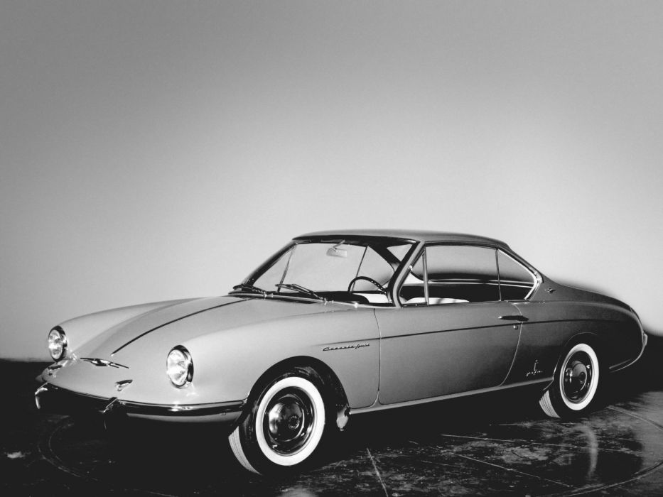 Chevrolet Corvair Special Coupy wallpaper