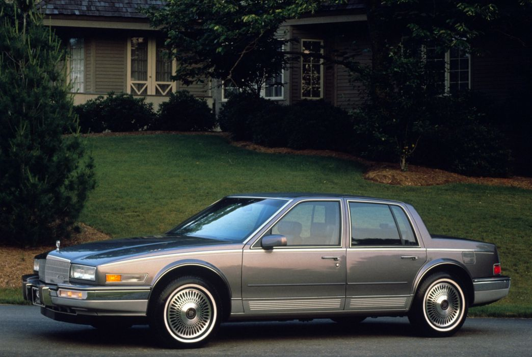 Cadillac Seville 1986 wallpaper