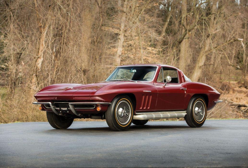 Chevrolet Corvette C2 1965 wallpaper