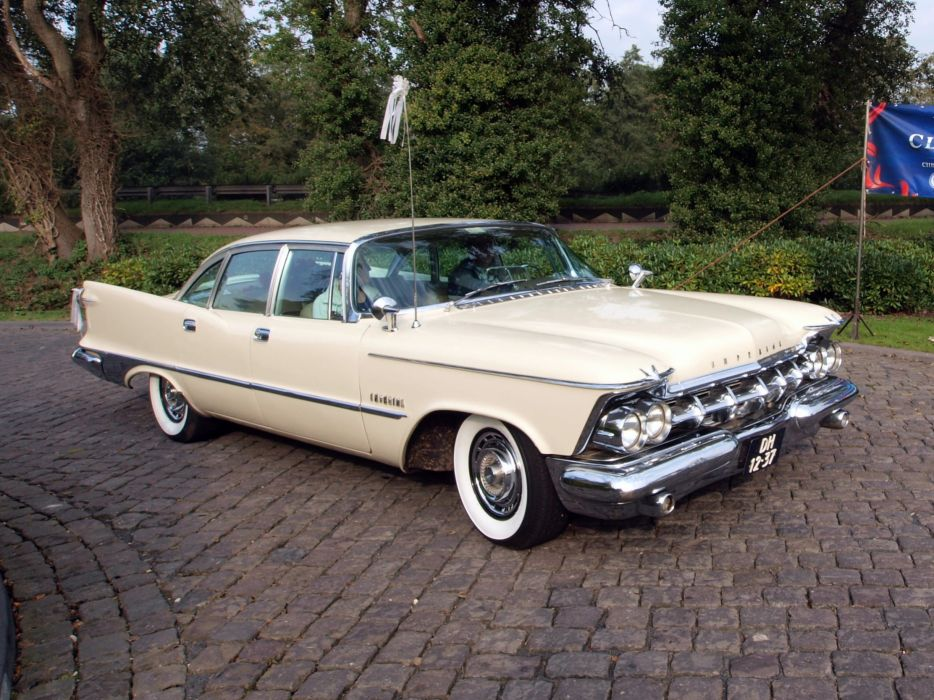Chrysler Crown Imperial 1969 wallpaper