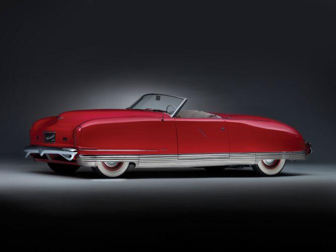 Chrysler Thunderbolt Concept Car 1940 wallpaper