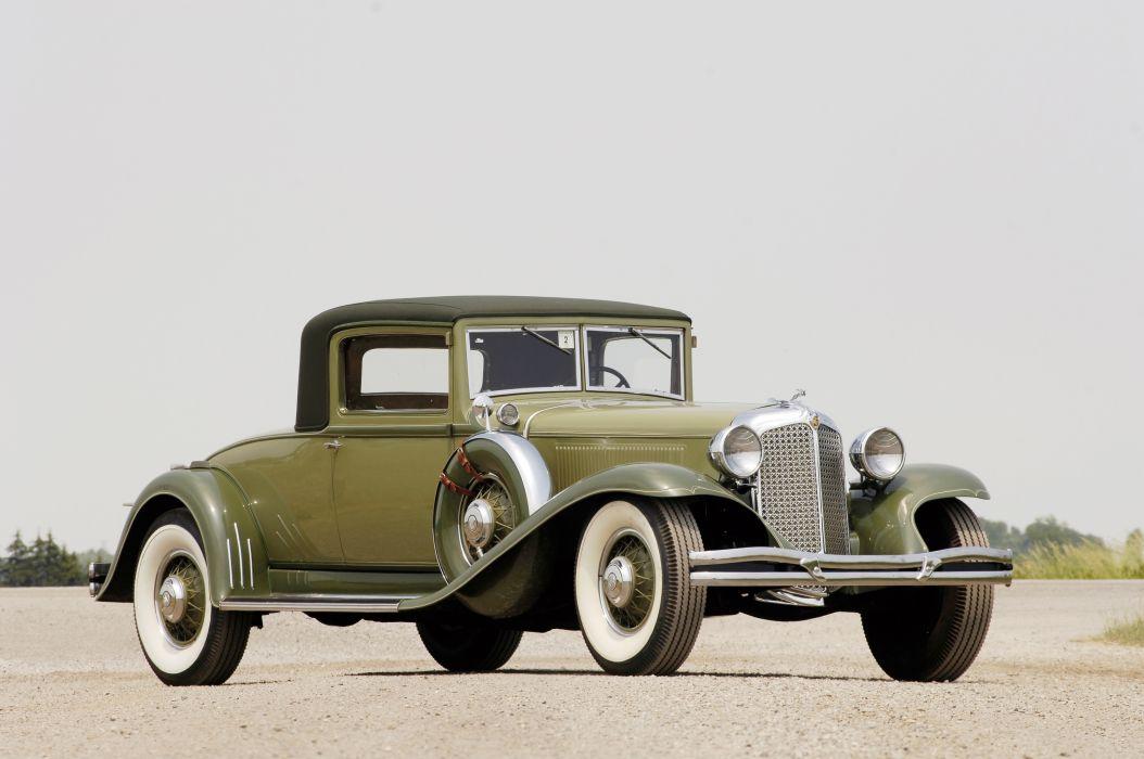 Chrysler Imperial Custom Line Coupe 1931 wallpaper