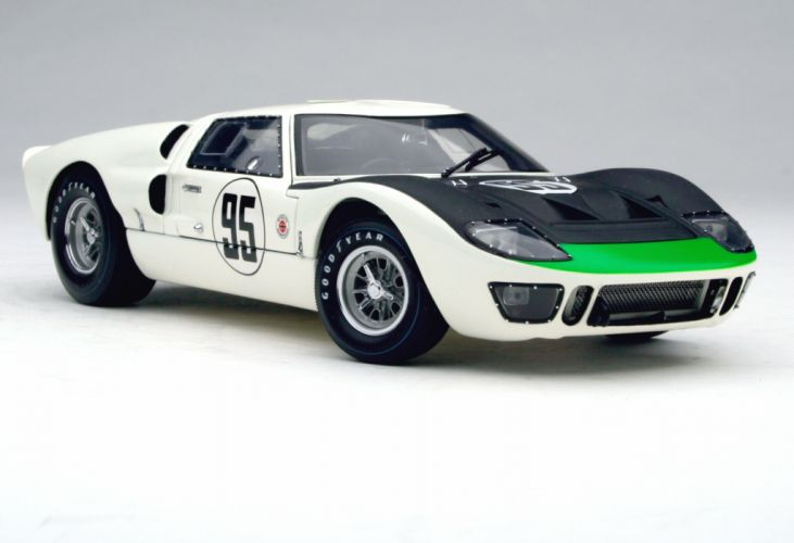 Exoto Ford GT40 1966 wallpaper