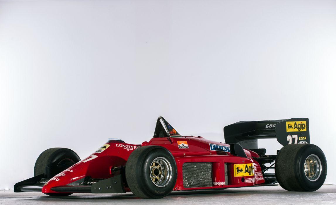 Ferrari 156-85 1985 wallpaper