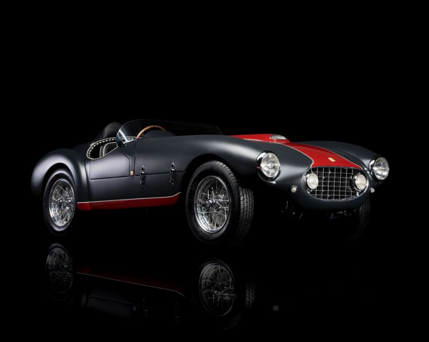 Ferrari 166 MM-53 Oblin Spyder 1953 wallpaper