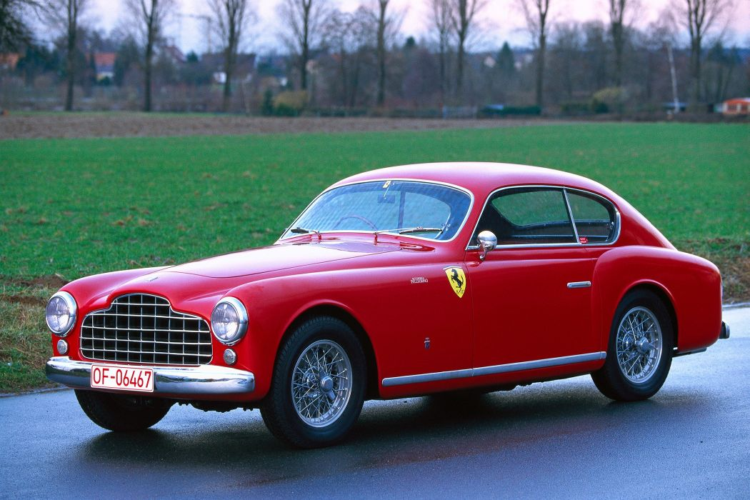 Ferrari 195 Inter Coupy wallpaper