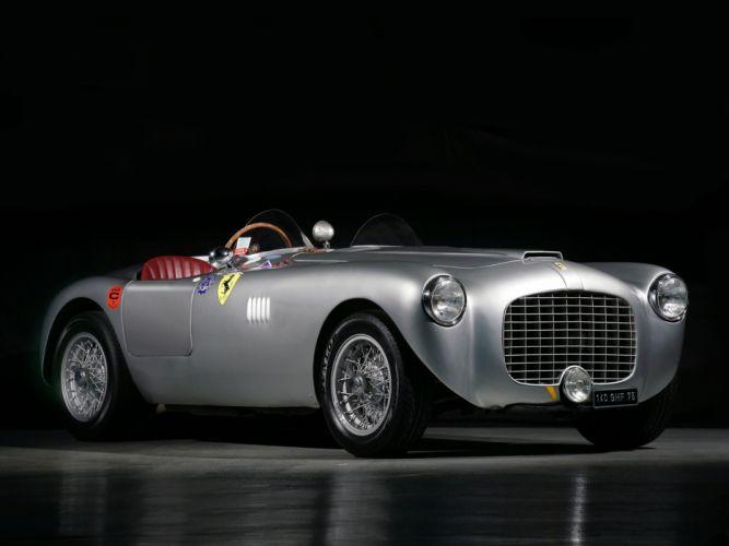 Ferrari 212 Export Motto Spyder 1951 wallpaper