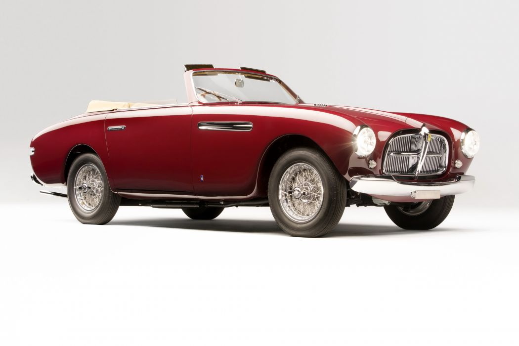 Ferrari 212 Inter Cabriolet 1951 wallpaper