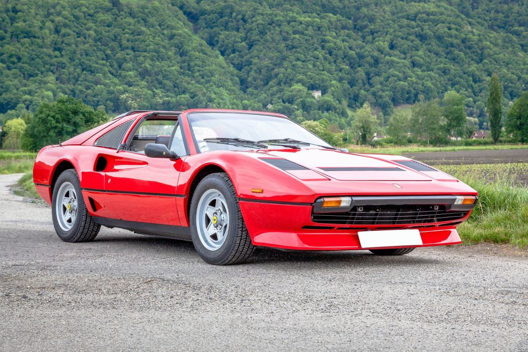 Ferrari 208 GTS Turbo 1983 wallpaper