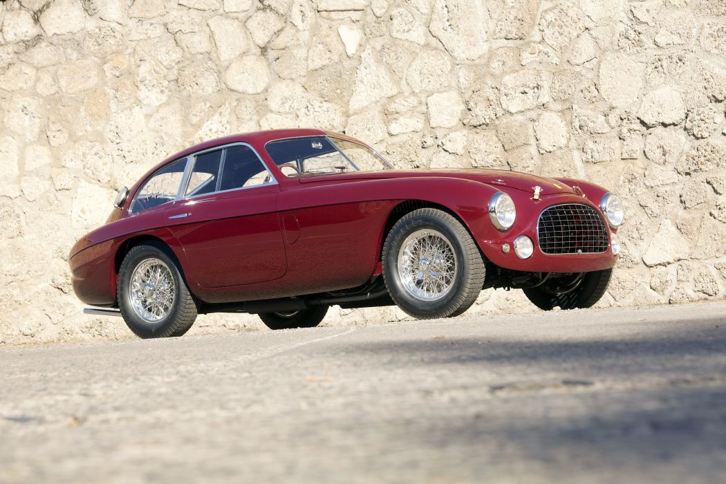 Ferrari 212 Export Berlinetta 1951 wallpaper