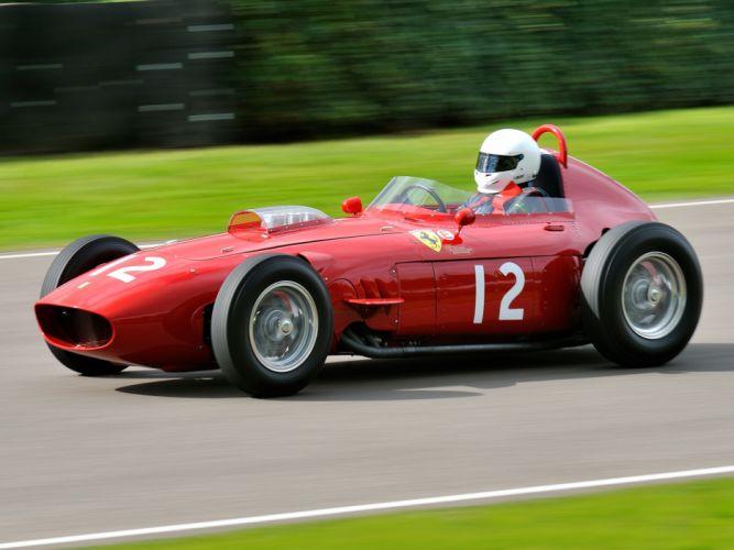 Ferrari 246 Dino F1 1958 wallpaper
