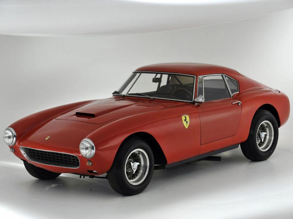 Ferrari 250 GT Berlinetta Interim 1959 wallpaper