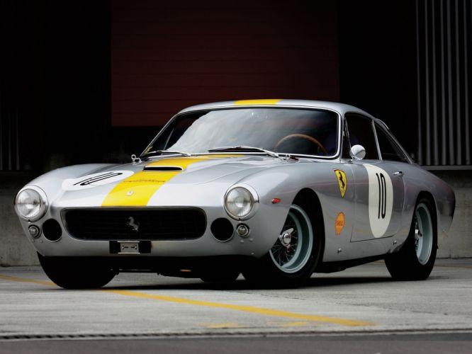 Ferrari 250 GT Berlinetta Lusso Competizione 1963 wallpaper