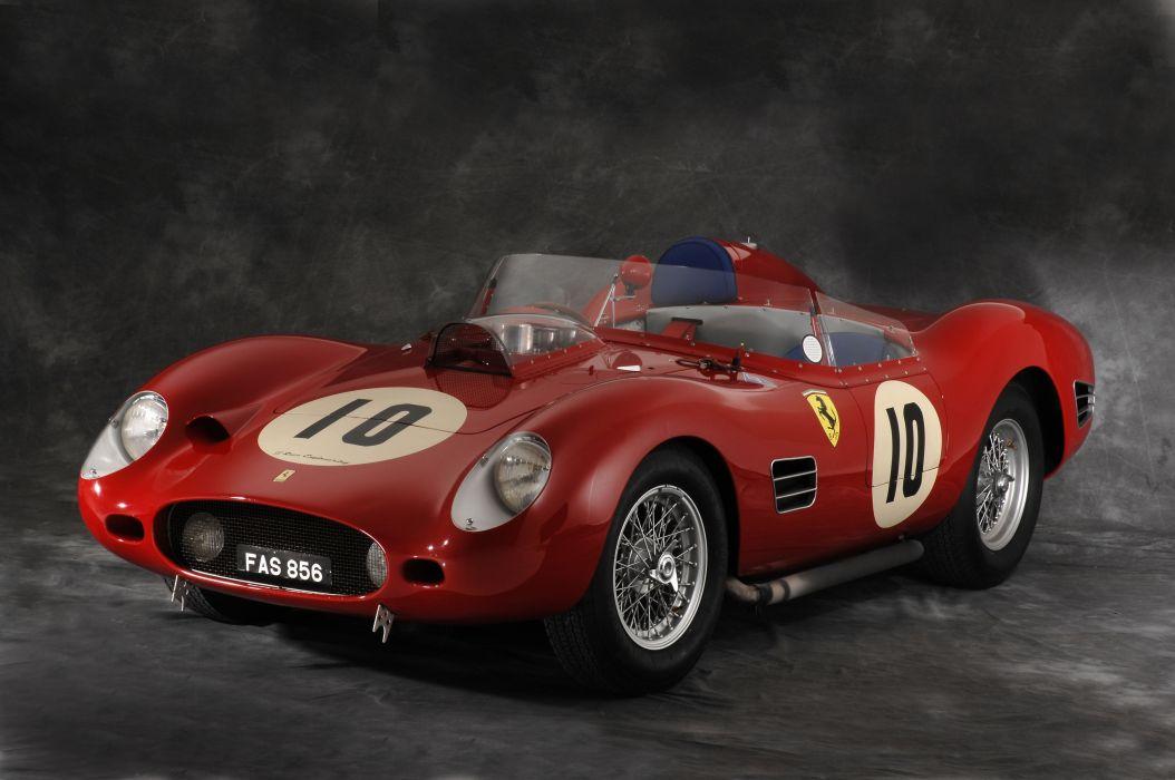Ferrari 246 Dino Sport Fantuzzi Spyder 1960 wallpaper