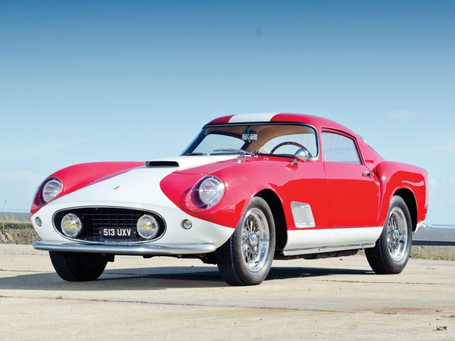 Ferrari 250 GT Berlinetta Tour de France 1958 wallpaper