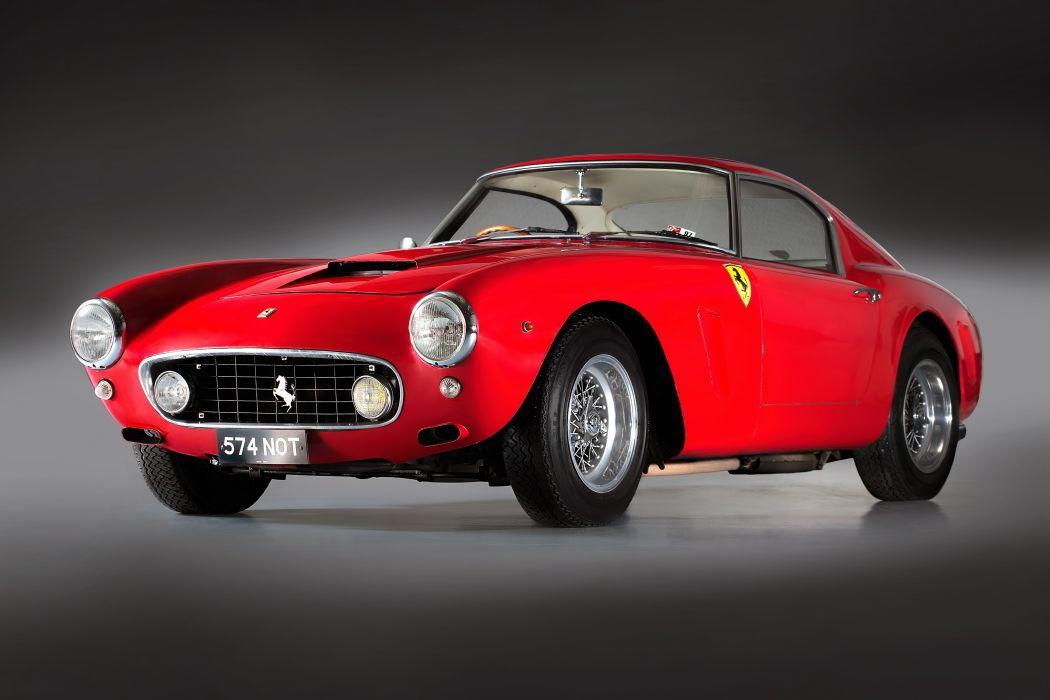 Ferrari 250 GT Berlinetta Passo Corto Lusso 1960 wallpaper