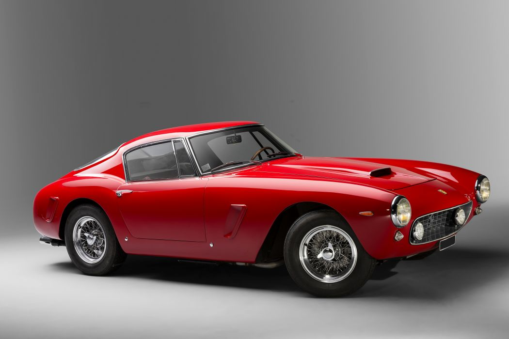 Ferrari 250 GT Berlinetta Passo Corto Lusso 1961 wallpaper