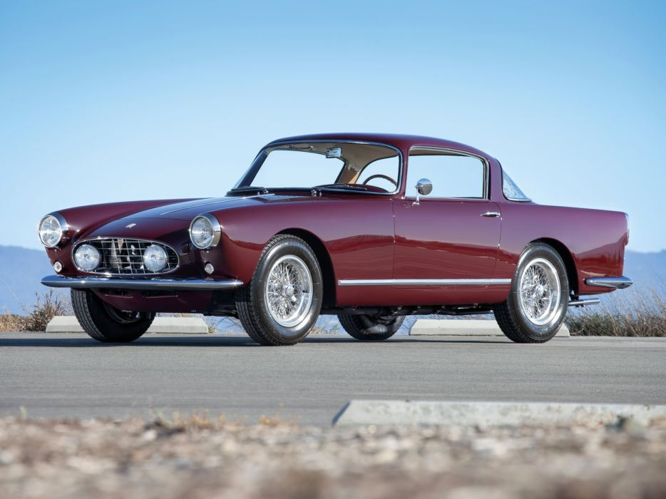 Ferrari 250 GT Ellena Coupy wallpaper