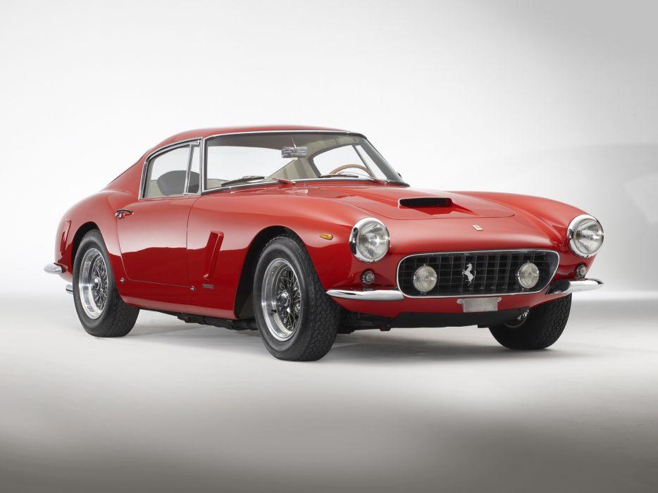 Ferrari 250 GT SWB Competizione 1960 wallpaper