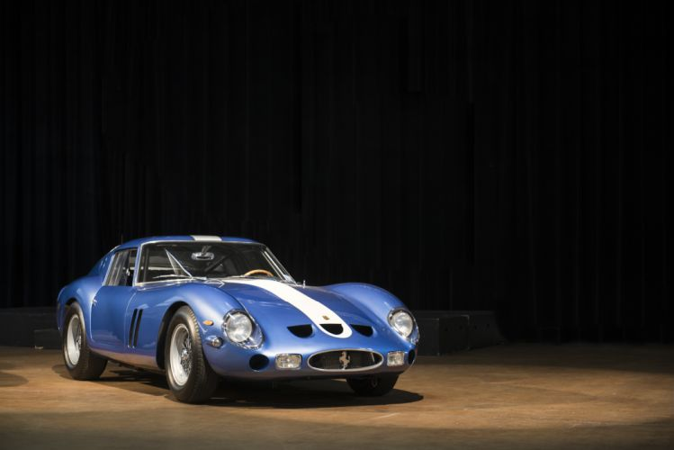 Ferrari 250 GTO 1962 wallpaper