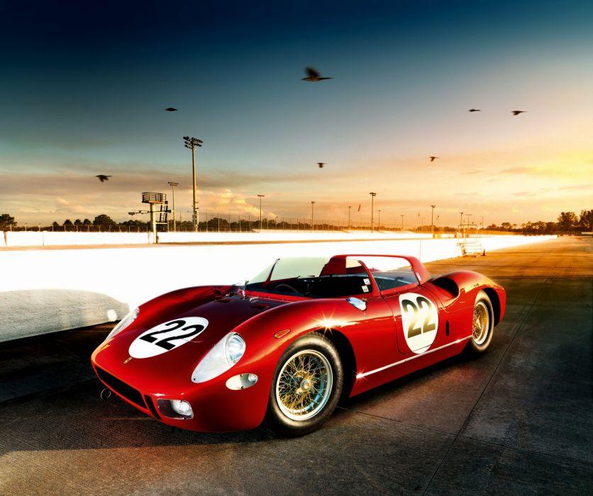 Ferrari 250 P 1963 wallpaper