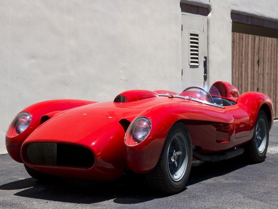 Ferrari 250 Testa Rossa Recreation 1965 wallpaper