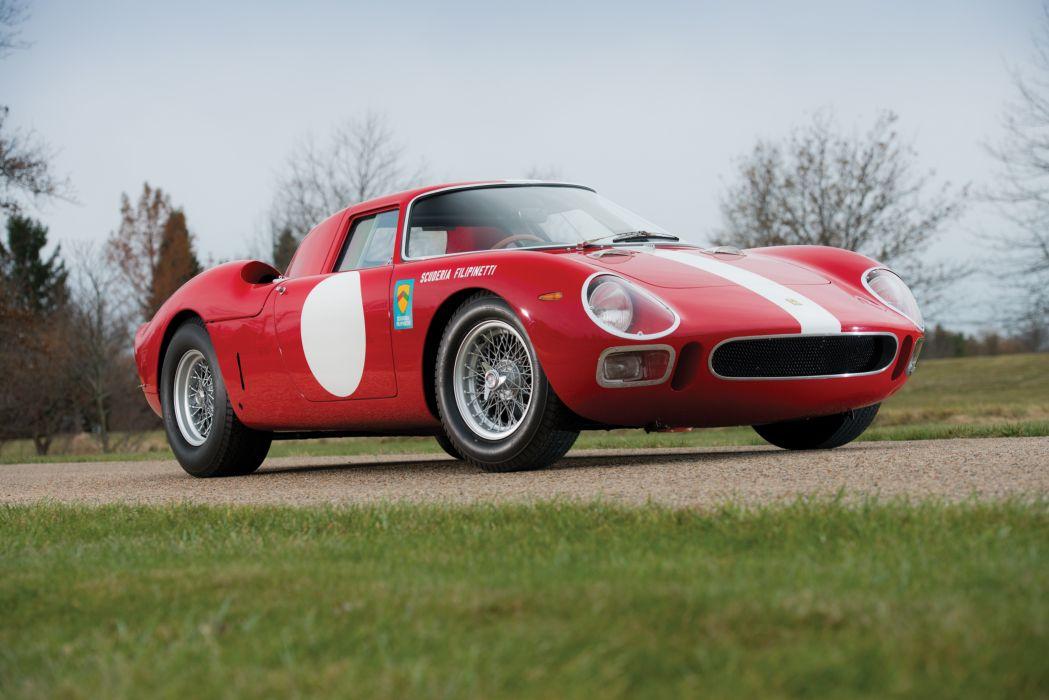 Ferrari 250 LM 1964 wallpaper