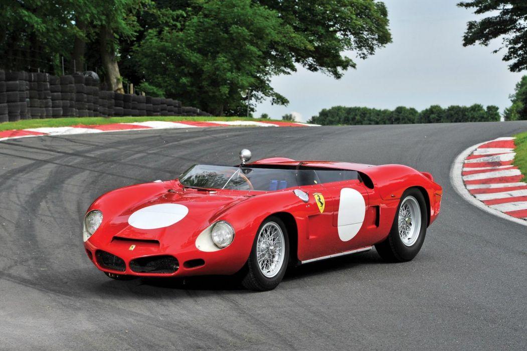 Ferrari 268 SP 1962 wallpaper