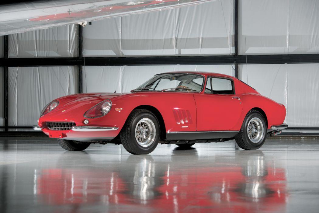Ferrari 275 GTB 3C Alloy 1965 wallpaper