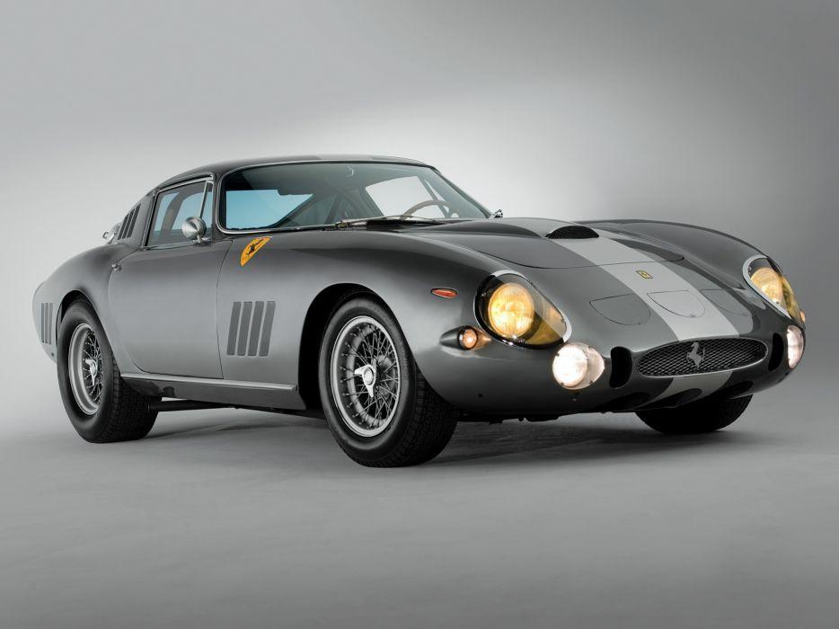 Ferrari 275 GTB Competizione Speciale 1964 wallpaper